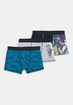 LEGO Wear - BOXER 3 PACK - Shorty - dark navy