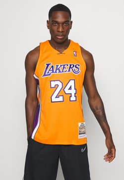 Mitchell & Ness - NBA KOBE BRYANT LA LAKERS SWINGMAN - Article de supporter - light gold