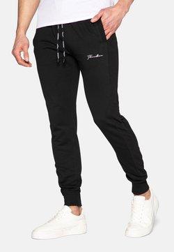 Threadbare - Jogginghose - black
