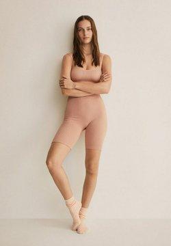 Mango - Shorts - rose pastel