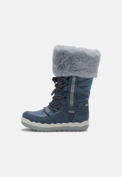 Primigi - Bottes de neige - azzur/jeans/nuv