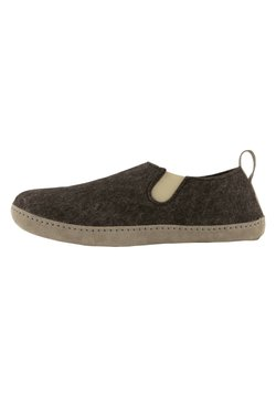 Travelin - Slipper - brown