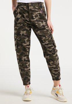myMo - Pantalon classique - camouflage