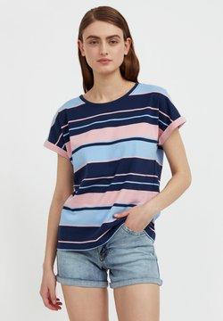 Finn Flare - T-Shirt print - dark blue