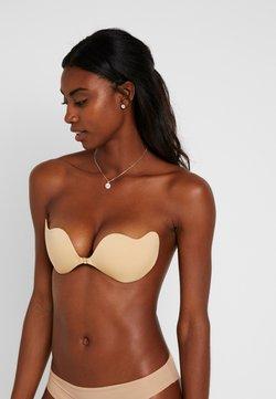 LASCANA - STICK ON BRA - Olkaimettomat/muut rintaliivit - skin