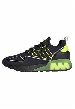 adidas Originals - ZX 2K BOOST ORIGINALS SNEAKERS SHOES - Sneaker low - black
