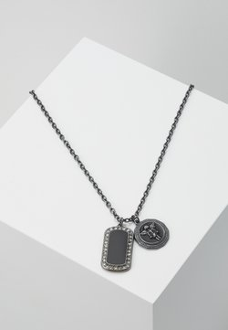 Wild For The Weekend - HEAVENLY DOG TAG - Necklace - gunmetal