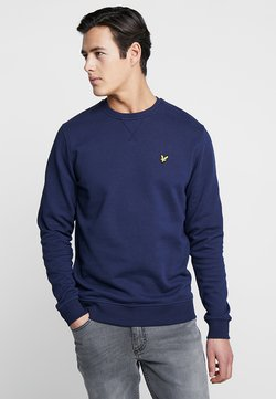 Lyle & Scott - CREW NECK - Sweater - navy