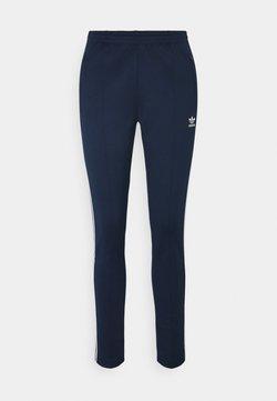 adidas Originals - PANTS - Trainingsbroek - collegiate navy/white