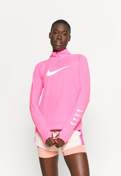 Nike Performance - RUN - Funktionsshirt - pink glow/pink foam