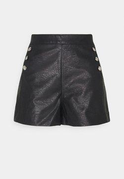 Morgan - SHAPS - Shorts - noir