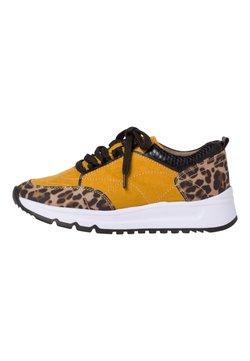 Jana - SNEAKER - Sneakers - saffron