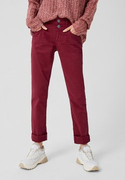 Q/S designed by - CATIE  - Slim fit jeans - cabernet