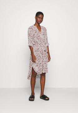 Karen by Simonsen - BECKY DRESS - Korte jurk - blurred