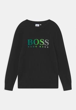 BOSS Kidswear - Jersey de punto - black