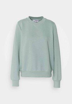 Noisy May - NMLUPA  - Sweatshirt - slate gray