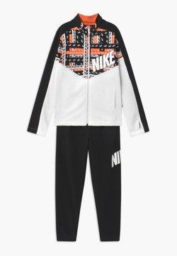 Nike Sportswear - TRACKSUIT SET - Survêtement - black/white