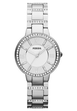 Fossil - VIRGINIA - Montre - silver-coloured
