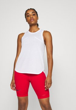 Sweaty Betty - PACESETTER RUNNING VEST - Top - white