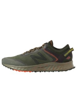 New Balance - FRESH FOAM TRAIL ARISHI - Zapatillas de trail running - tan