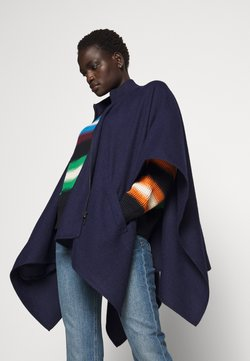 WEEKEND MaxMara - NOME - Cape - ultramarine