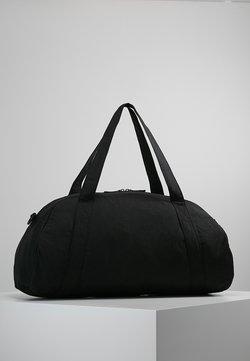 Nike Performance - GYM CLUB - Sporttasche - black/black/white