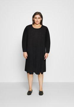 Zizzi - MKANYA DRESS - Day dress - black