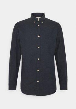 Selected Homme - SLHSLIMHOUSTON CAMP - Skjorte - dark sapphire