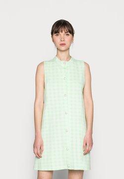 Résumé - ELLIE DRESS - Blusenkleid - pastel green