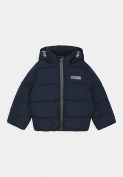 Name it - NMMMILTON PUFFER - Winterjas - dark sapphire
