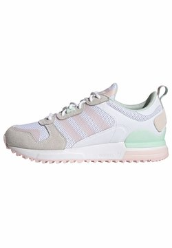 adidas Originals - ZX - Sneaker low - ftwr white icey pink f ice mint