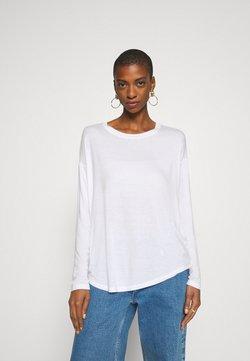 GAP - LUXE - Langarmshirt - white