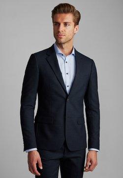 Bruun & Stengade - SUIT BS TOULOUSE SLIM - Kostuum - dark blue