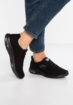 Skechers - EMPIRE D'LUX - Loaferit/pistokkaat - black