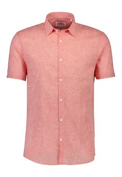Lindbergh - Camicia - burnt orange mix