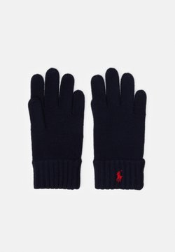 Polo Ralph Lauren - APPAREL ACCESSORIES GLOVE UNISEX - Fingerhandschuh - navy