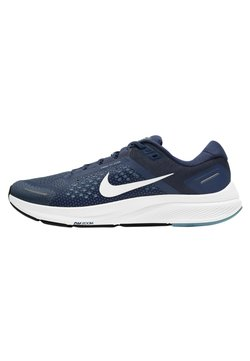 Nike Performance - AIR ZOOM STRUCTURE 23 - Chaussures de running stables - midnight navy