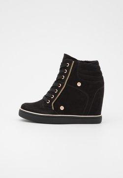 Anna Field - Höga sneakers - black