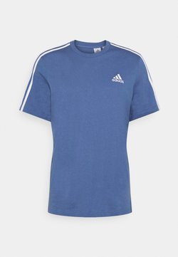 adidas Performance - T-Shirt print - blue