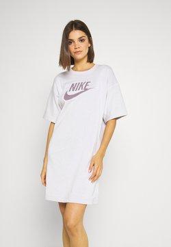 Nike Sportswear - DRESS - Robe de sport - platinum tint