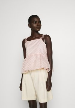 Bruuns Bazaar - DITTANY LENNY  - Top - misty rose