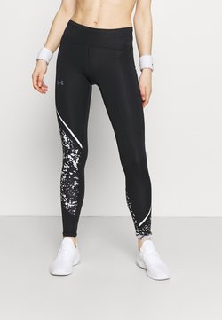 Under Armour - FLY FAST 2.0 PRINT - Trikoot - black