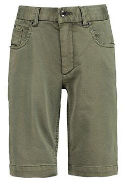 CKS - BETREN - Jeansshort - wash khaki