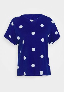 Petit Bateau - T-Shirt print - surf/marshmallow