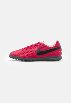 Nike Performance - TIEMPO LEGEND 8 CLUB TF - Voetbalschoenen voor kunstgras - cardinal red/black/crimson tint/white