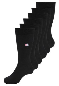 Champion - CASUAL 6 PACK - Calze sportive - black