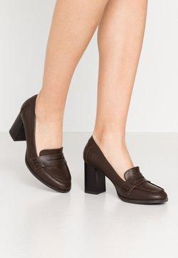 Wallis - CHARDONNAY - Classic heels - chocolate