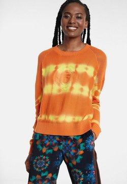 Desigual - Jersey de punto - orange