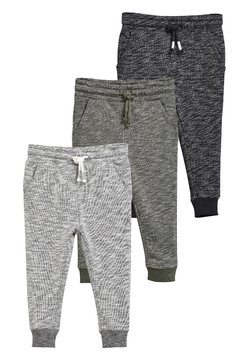 Next - 3 PACK - Trainingsbroek - black