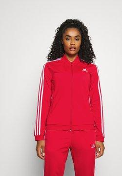 adidas Performance - Survêtement - vivid red/white